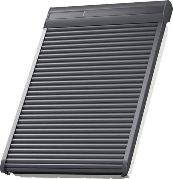 velux ssl 0100s aluminium integra solar rollladen kupfer. Black Bedroom Furniture Sets. Home Design Ideas